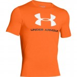 Under Armour tričko CC Sportstyle Logo - Beta Orange