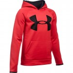 Under Armour mikina  AF Storm Highlight Hoody - Red